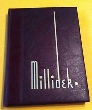 1941 James Millikin University Yearbook Decatur, Illinois MILLIDEK - GREAT