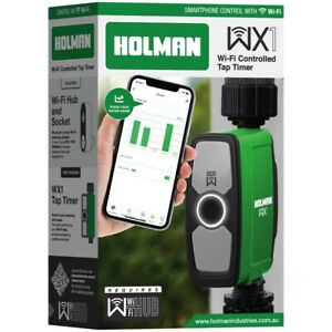 Holman WX1 Tap Timer - Smartphone Controlled with Wifi