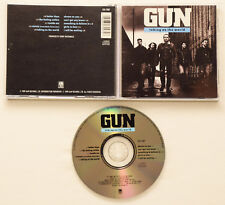 Gun - Taking On The World (1989) Better Days, Inside Out, Money, Shame On You