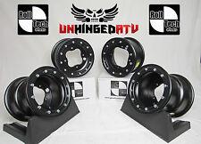 TRX 250R TRX250R Front Rear Wheels Beadlock 10x5 9x8 SUPERIOR QUALITY!!