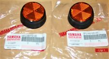 OEM Yamaha Front Reflector Set Left/Right YW50 Scooter Zuma 50 5PJ-H5110-00-00