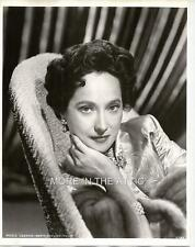 ALLURING MERLE OBERON HOLLYWOOD GLAMOUR PORTRAIT STILL #22