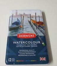 12 Watercolour pencils by Derwent