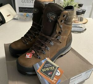 Men's Cabelas Meindl Denali Boots With Fit IQ & Gore Tex Size 11.5 EE (Wide)