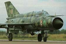 MiG 21 FISHBED Russian Soviet Air Force Fighter FAOW Black 76