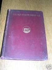 More details for rare dog book old english sheepdog 1905 hopwood