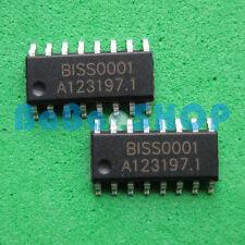 10pcs New BISS0001 InfraRed Human Body Alert Processor SOP-16