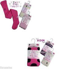 Chaussettes pour fille de 0 à 24 mois 12 - 18 mois