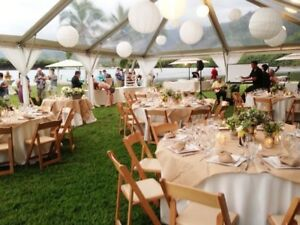 """Burlap Overlay 60"""" × 60"""" 100% Natural Jute Tablecloths Table Covers Wedding"""
