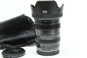 Meike 25mm F2.0 APSC Large Aperture Wide Angle Manual Lens for Fujifilm X Mount