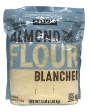 Kirkland Signature California Superfine Almond Flour Blanched 3 LB