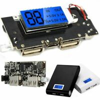 Dual USB 5V 1A 2.1A Mobile Power Bank 18650 Battery Charger PCBA Charging Module