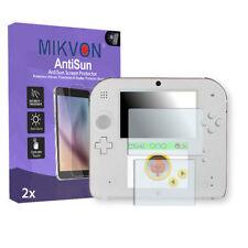 Film protecteurs d'écran anti-reflets, mat pour console de jeux vidéo