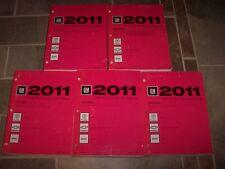 2011 Chevy Avalanche Shop Service Repair Manual LS LT LTZ 5.3L V8