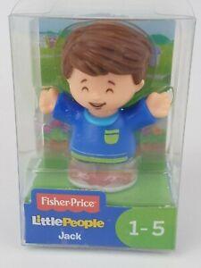 Fisher Price Little People Jack figure