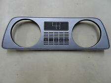 FORD FIESTA mk1 Orologio INTERNO CRUSCOTTO Surround