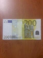 billet de 200 € 2002 Duisenberg - lettre S Italie