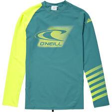 ONeill Veridian Green Classic Skin Kids Long Sleeved Rashguard