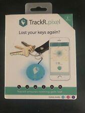 3 Pack TrackR Pixel - Item Ringer, Phone Finder, Amazon Alexa, Crowd Locate New