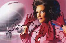 "Pam Ann/Caroline Reid AUS comedian autograph 5""x7"" photo signed In Person"