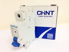 Chint MCB TYPE C Single Pole 2 Amp Miniture Circuit Breaker