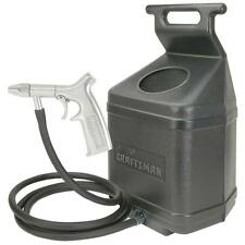 Craftsman 50 lb. Sandblaster Kit with 1/4 Inch Ceramic Nozzle