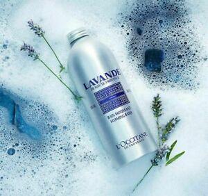 L'Occitane Lavender Foaming Bath 500ml Soothing Relaxing Best Seller *FreePost