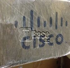 **New Sealed** CISCO WS-C2960+48PST-L Catalyst 2960 48 10/100 PoE Switch