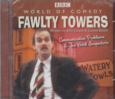 Fawlty Towers 2CD BBC Audio Comedy Communication Problems Hotel Inspectors