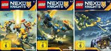 3 DVDs * LEGO NEXO KNIGHTS - STAFFEL 3 (3.1 - 3.3) IM SET # NEU OVP §
