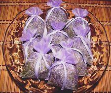 10 Fragrant French Lavender Buds /Harvested Cedar Leaf made in Lavender Sachets