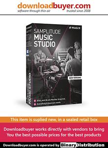 MAGIX Samplitude Music Studio 2021 - [Boxed]
