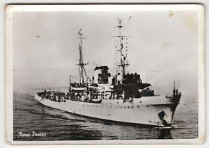 Shipping; Italian Submarine Rescue Ship Proteo (5310) RP PPC, Unused