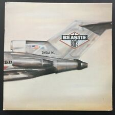 "Beastie Boys ""Licensed To Kill� 1986 Cbs 40238 Lp"