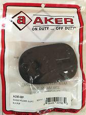 Aker A590-BP Clip On Federal Badge Holder Display