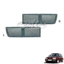 Reflektor Blende rechts+links Set Satz Paar für Stoßstange vorne VW Golf 3 Vento