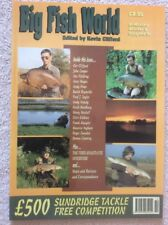 Big Fish World Number 5 Five  Magazine Sept/Oct  1991 Edited By Kevin Clifford