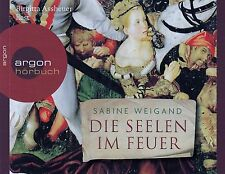 Sabine Weigand: the souls in the Fire/6 CD Set (Audiobook)