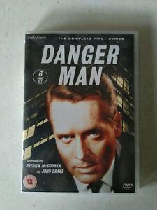 Danger Man First Series dvd