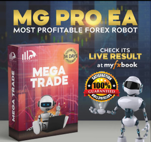 FOREX MG PRO EA - FOREX Robot With Live Result Low DD consistant Gains