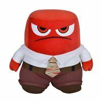 "Disney Pixar Plush Toy 20""Anger Toy Inside Out movie Kids Cuddle Pretend Emotion"