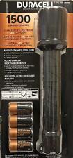 Duracell Durabeam ULTRA 1500 Lumens Flashlight Torch 4 Settings (Camping)