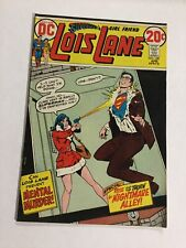 Superman's Girlfriend Lois Lane 130 Vf Very Fine 8.0 DC Comics