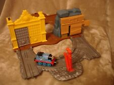 Thomas the Train Treasure on the Tracks Take N  Play  Playset