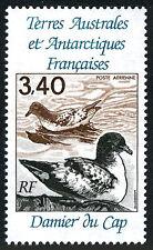 FSAT TAAF C118, MNH. Birds. Cape Petrel, 1992
