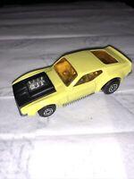 Matchbox Superfast No 44 Boss Mustang. Mint Condition. No box.