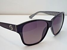 58147f70e6 Authentic GUESS GU7412 01D Black Grey Gradient Polarized Sunglasses