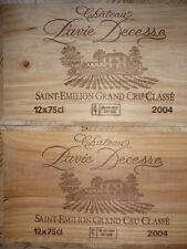 Chat. Pavie - Decesse 2004, Saint Emilion, 97 PP, Grand Gru Classe, OHK