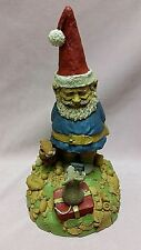 "Tom Clark Gnome ""Say Christmas"" #6379 Year 2000 Edition #94 11"" Tall ~Active"
