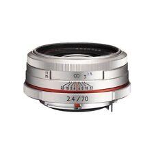 Near Mint! Pentax HD DA 70mm f/2.4 Limited Sliver - 1 year warranty